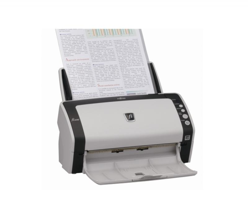 Сканер Fujitsu ScanSnap iX500 протяжный А4 1200x600 dpi CIS 25ppm Wi-Fi PA03656-B301